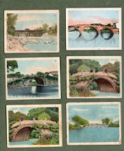 Vintage Chinese tobacco insert cigarette card CHINA RARE  #278